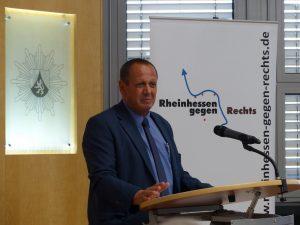 Polizeipräsident Reiner Hamm